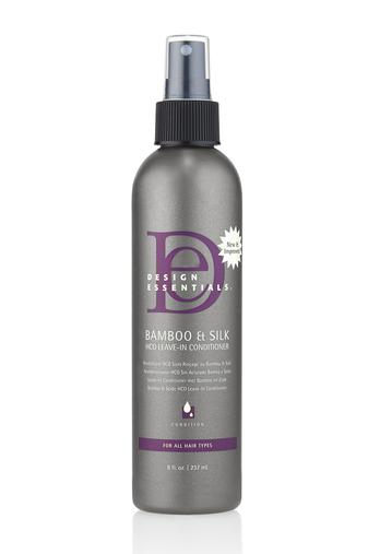 Design Essentials Mini Bamboo and Silk Leave In Conditioner